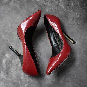Red Joey O Heels